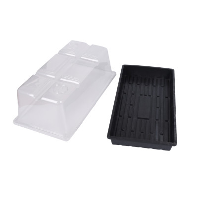 10 X 20 Seedling Starter Tray for LED Grow Lights, Hydroponics or Indoor Gardening
