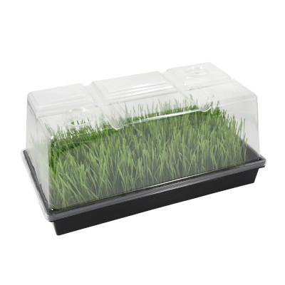 Seedling Starter Dome for LED Grow Lights, Hydroponics or Indoor Gardening