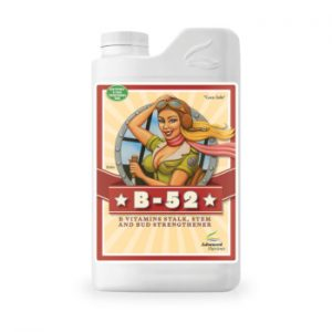 B-52 by Advanced Nutrients for use with LED Grow Lights, Hydroponics or Indoor Gardening