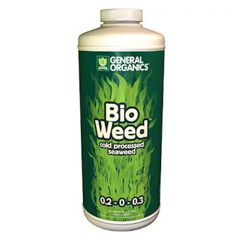 BioWeed for use with LED Grow Lights, Hydroponics or Indoor Gardening