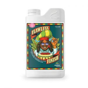 Flawless Finish by Advanced Nutrients for use with LED Grow Lights, Hydroponics or Indoor Gardening