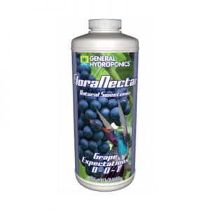 Flora Nectar for use with LED Grow Lights, Hydroponics or Indoor Gardening