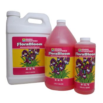 FloraBloom for use with LED Grow Lights, Hydroponics or Indoor Gardening