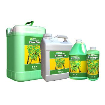 FloraGro for use with LED Grow Lights, Hydroponics or Indoor Gardening