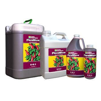 FloraMicro for use with LED Grow Lights, Hydroponics or Indoor Gardening
