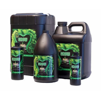 Holland Secret Grow for use with LED Grow Lights, Hydroponics or Indoor Gardening