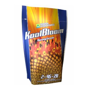 KoolBloom Dry for use with LED Grow Lights, Hydroponics or Indoor Gardening