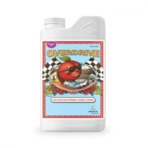 Overdrive by Advanced Nutrients for use with LED Grow Lights, Hydroponics or Indoor Gardening