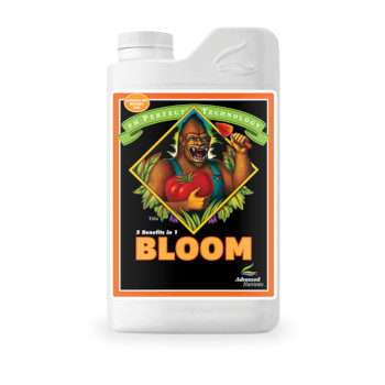 PH-Perfect-Bloom by Advanced Nutrients for use with LED Grow Lights, Hydroponics or Indoor Gardening