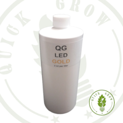 Quick Grow Gold for use with LED Grow Lights, Hydroponics or Indoor Gardening