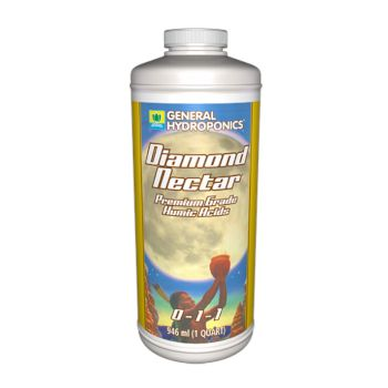 Diamond Nectar for use with LED Grow Lights, Hydroponics or Indoor Gardening