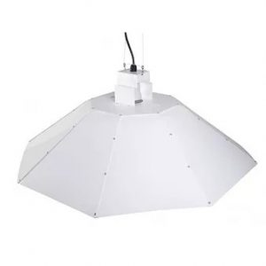 4' Parabolic Shade for use with High Pressure Sodium or Metal Halide lighting systems, Hydroponics or Indoor Gardening