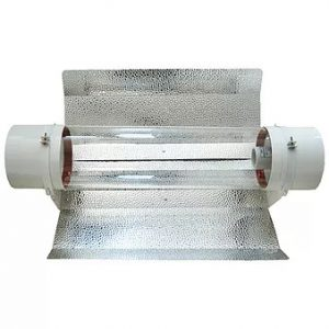 Ultragrow Aircool Tube Shade for use with High Pressure Sodium or Metal Halide lighting systems, Hydroponics or Indoor Gardening